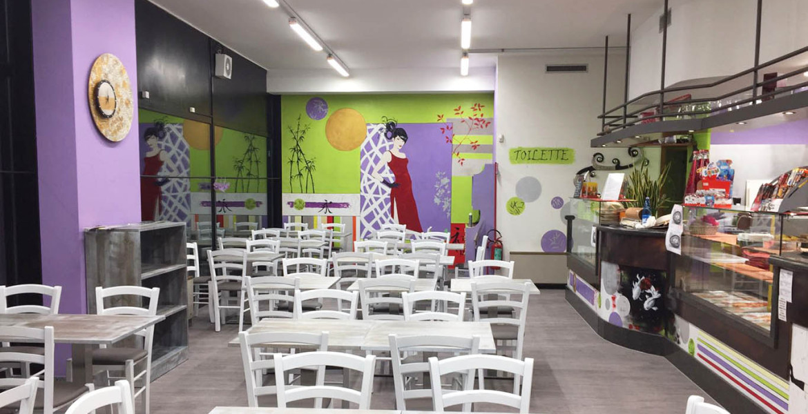 Retail Contract Bar - Marco Rettore