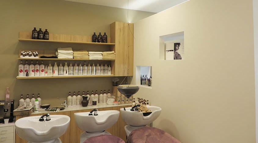 11-10 Ristrutturazione salone parrucchiera - Marco Rettore