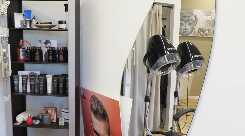 11-7 Ristrutturazione salone parrucchiera - Marco Rettore