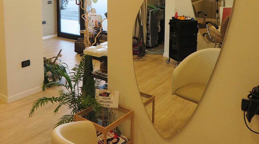 11-9 Ristrutturazione salone parrucchiera - Marco Rettore