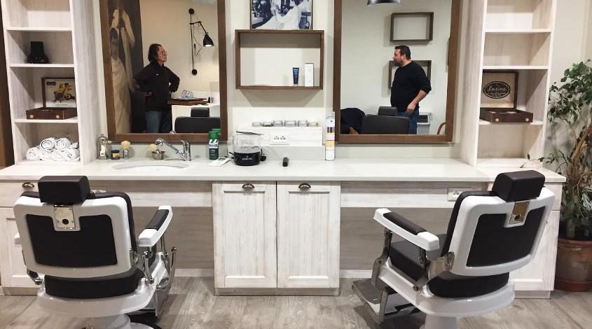 12-11 Ristrutturazione barber shop - Marco Rettore