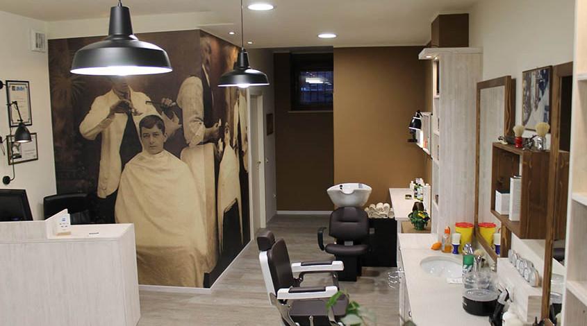 12-2 Ristrutturazione barber shop - Marco Rettore