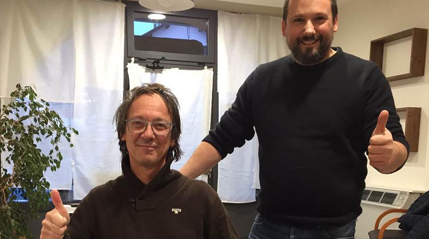 12-3 Ristrutturazione barber shop - Marco Rettore