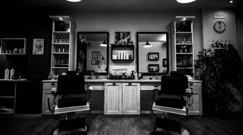 12-6 Ristrutturazione barber shop - Marco Rettore