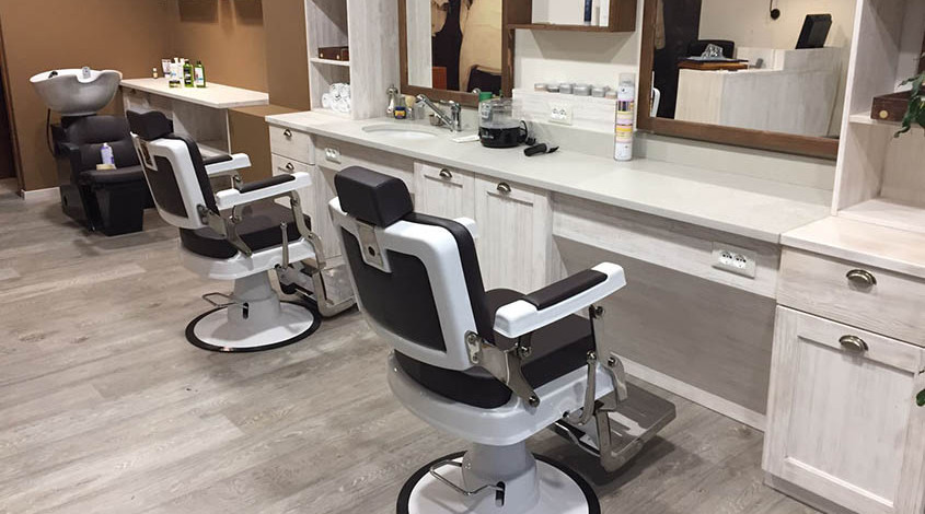 12-7 Ristrutturazione barber shop - Marco Rettore