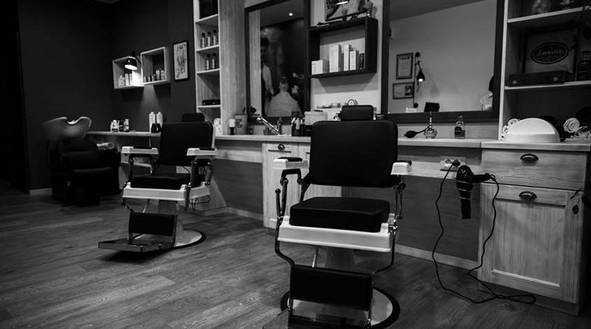 12-8 Ristrutturazione barber shop - Marco Rettore