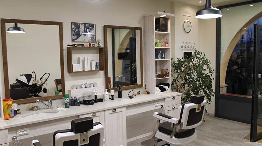 12-9 Ristrutturazione barber shop - Marco Rettore